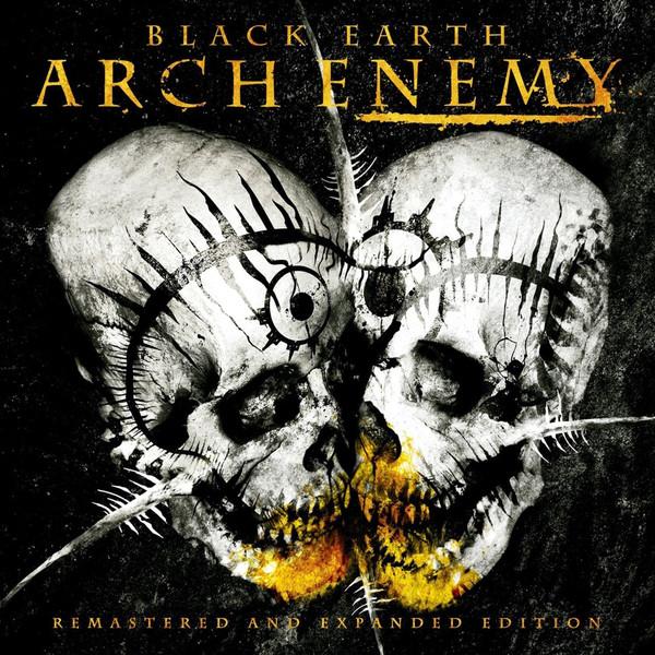 Arch Enemy Black Earth CD