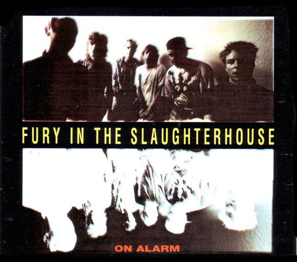 Fury In The Slaughterhouse On Alarm  Vinyl
