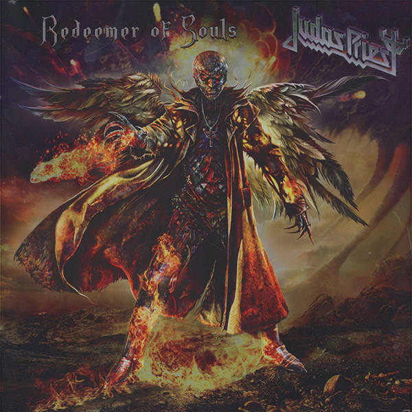 Judas Priest Redeemer Of Souls Vinyl