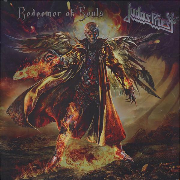 Judas Priest Redeemer Of Souls Vinyl