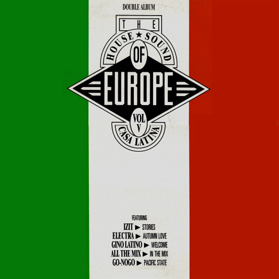 Various The House Sound Of Europe - Vol. V - 'Casa Latina'