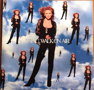 T'Pau Walk On Air Vinyl