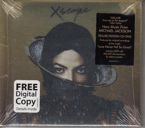 Michael Jackson Xscape Vinyl
