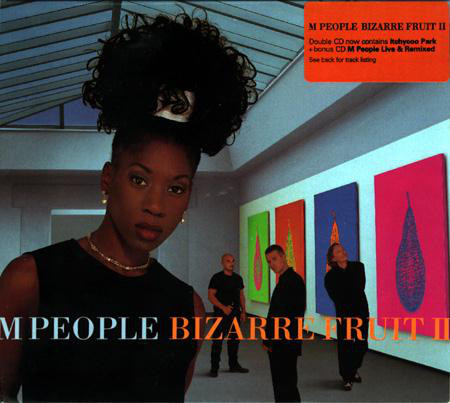 M People Bizarre Fruit II CD