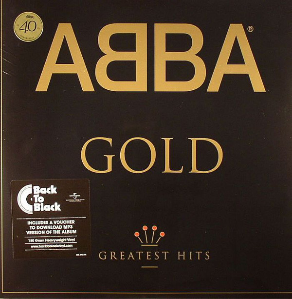 Abba Gold - Greatest Hits Vinyl