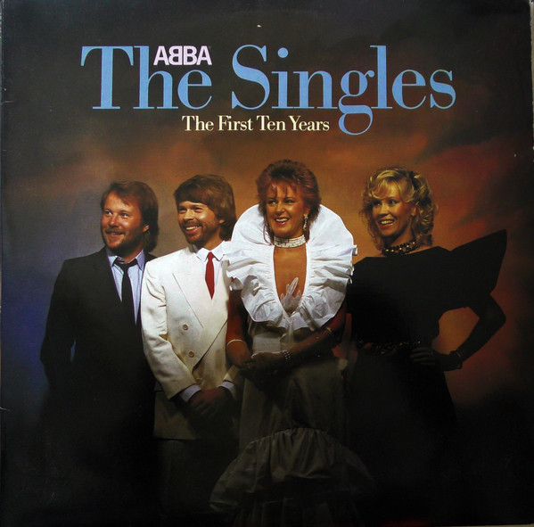 ABBA The Singles - The First Ten Years Vinyl