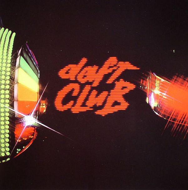 Daft Punk Daft Club Vinyl