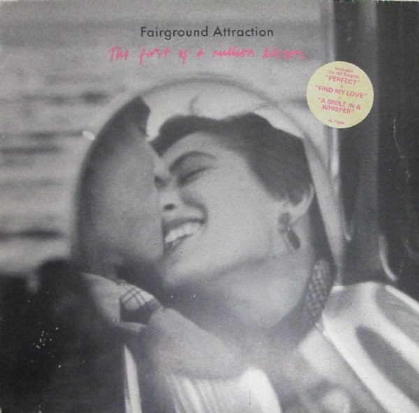 Fairground Attraction The First Of A Million Kisses Vinyl