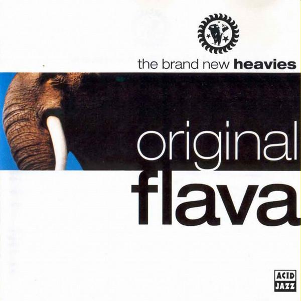 The Brand New Heavies Original Flava
