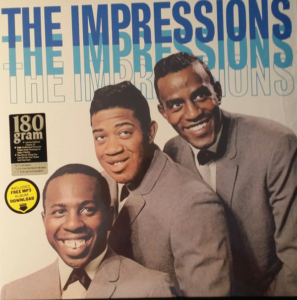 The Impressions The Impressions Vinyl