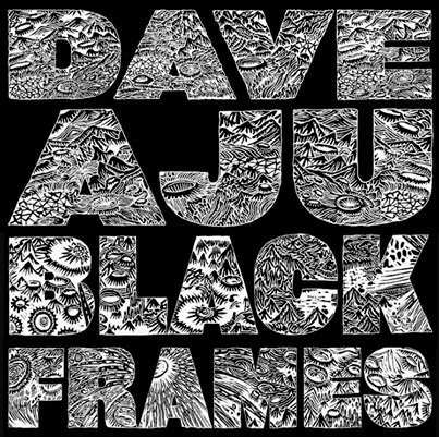 Dave Aju Black Frames