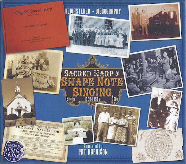 Various Sacred Harp And Shape Note Singing