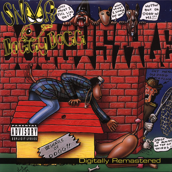 Snoop Doggy Dogg Doggystyle Vinyl
