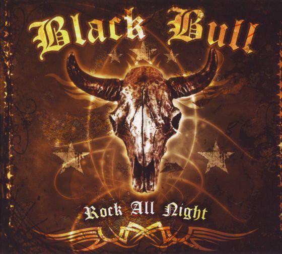 Black Bull Rock All Night Vinyl