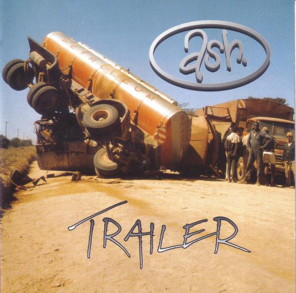 Ash Trailer CD