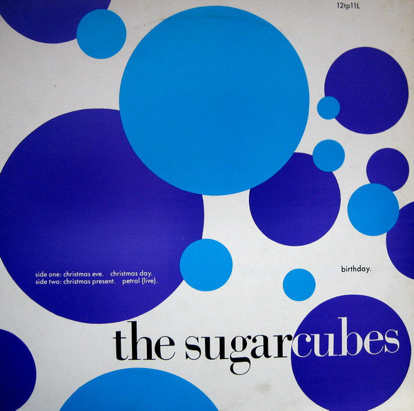 The Sugarcubes Birthday (Christmas Mix)  Vinyl
