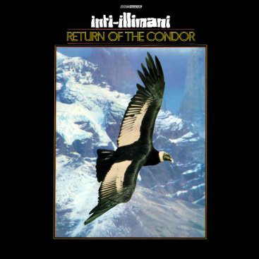 Return Of The Condor Inti Illimani Vinyl