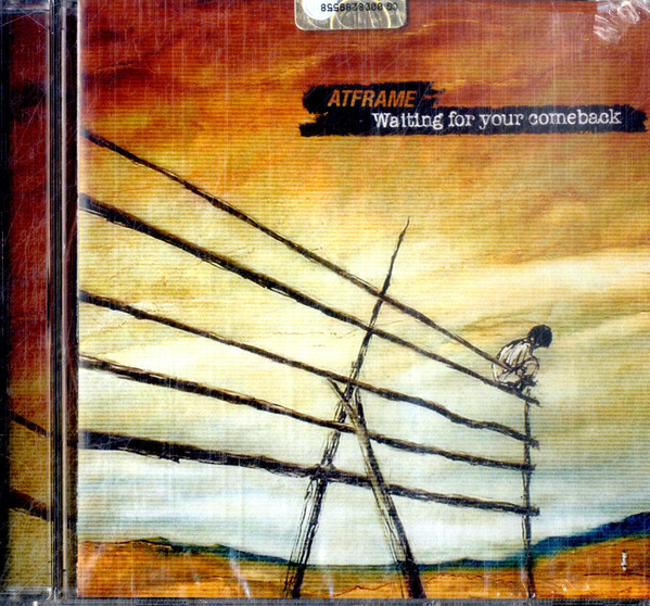 Atframe Waiting For Your Comeback CD