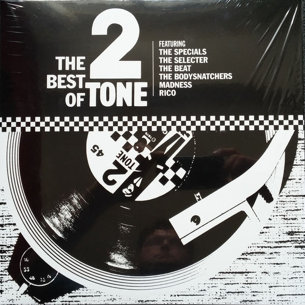 Various Artists The Best Of 2Tone  Vinyl