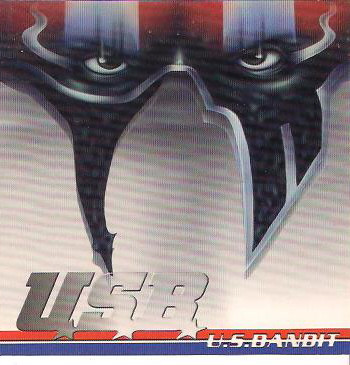 USB US Bandit Vinyl