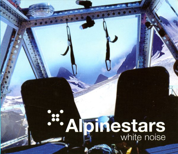 Alpinestars White Noise CD