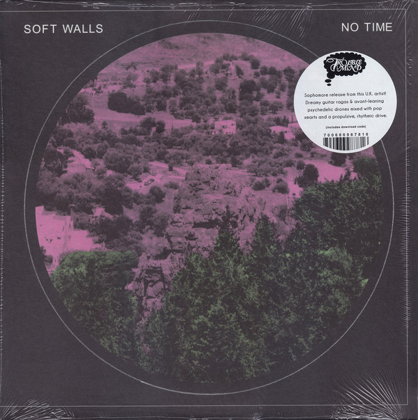 Soft Walls No Time Vinyl