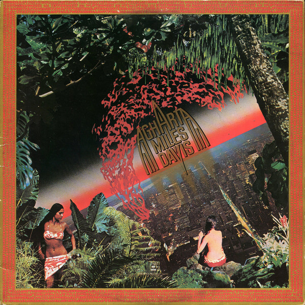 Davis, Miles Agharta Vinyl