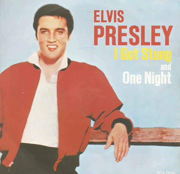 Presley, Elvis I Got Stung Vinyl