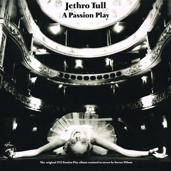 Jethro Tull A Passion Play Vinyl