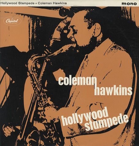 Hawkins, Coleman Hollywood Stampede Vinyl
