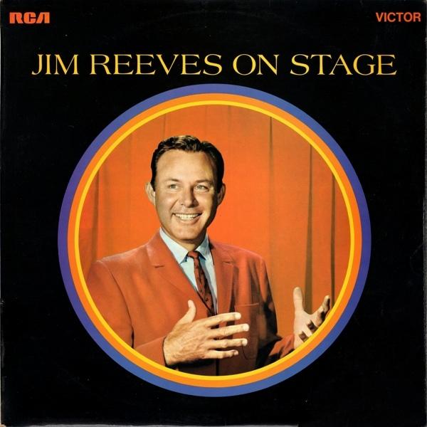 Reeves, Jim On Stage Vinyl