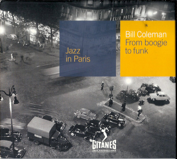 Coleman, Bill From Boogie To Funk