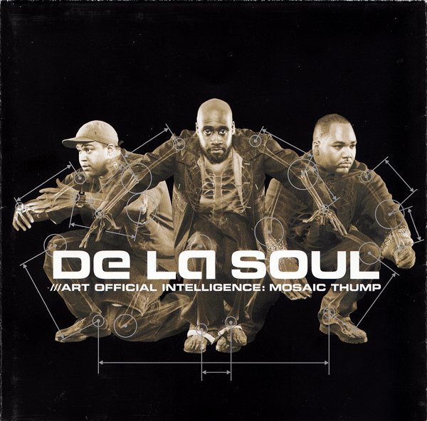 De La Soul Art Official Intelligence: Mosaic Thump