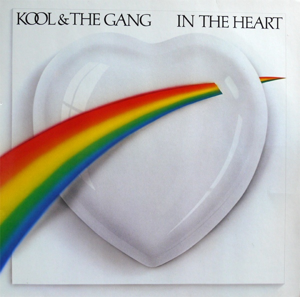 Kool & The Gang In The Heart Vinyl