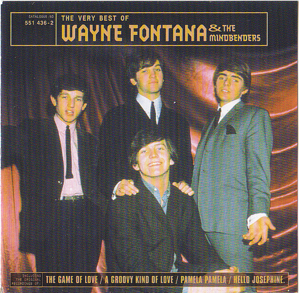 Fontana, Wayne The Very Best Of CD