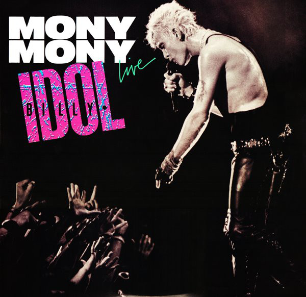 Idol, Billy Mony Mony