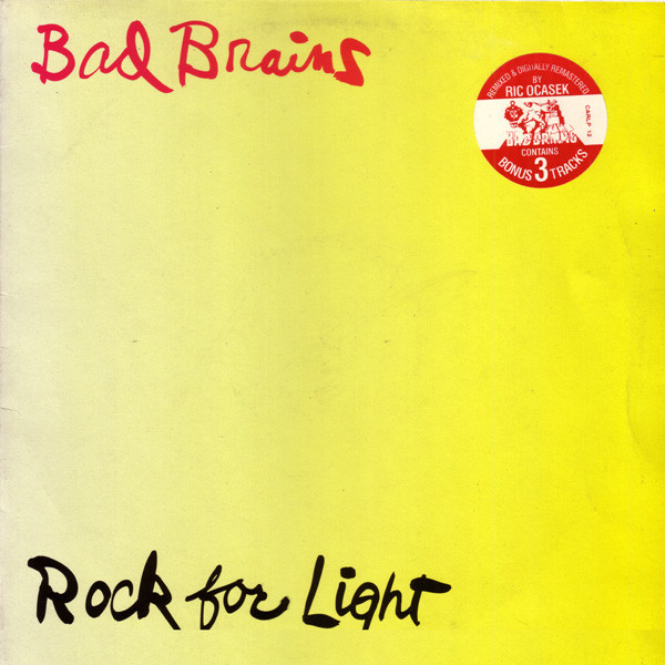 Bad Brains Rock For Light