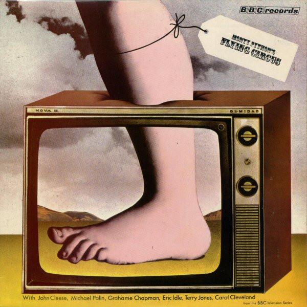 Monty Python Monty Pythons Flying Circus