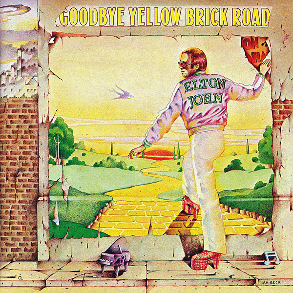 John, Elton Goodbye Yellow Brick Road