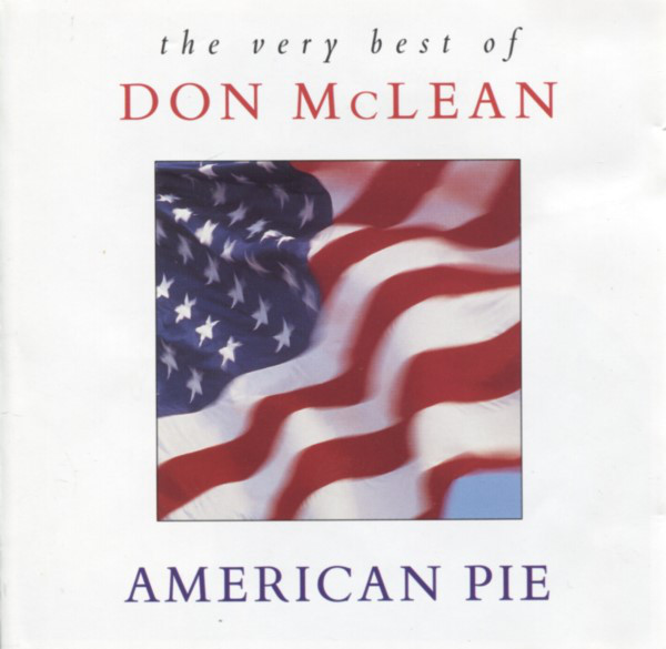 McLean, Don The Very Best Of Don McLean - American Pie