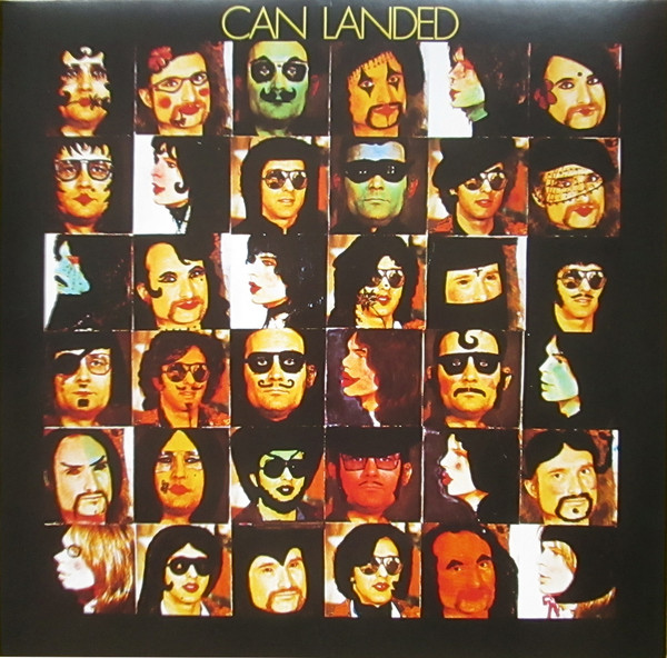 Can Landed Vinyl