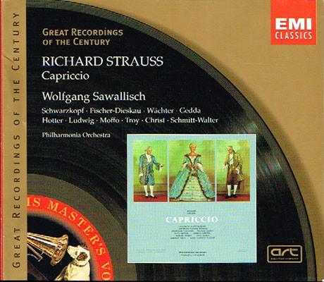 Strauss - Wolfgang Sawallisch Capriccio