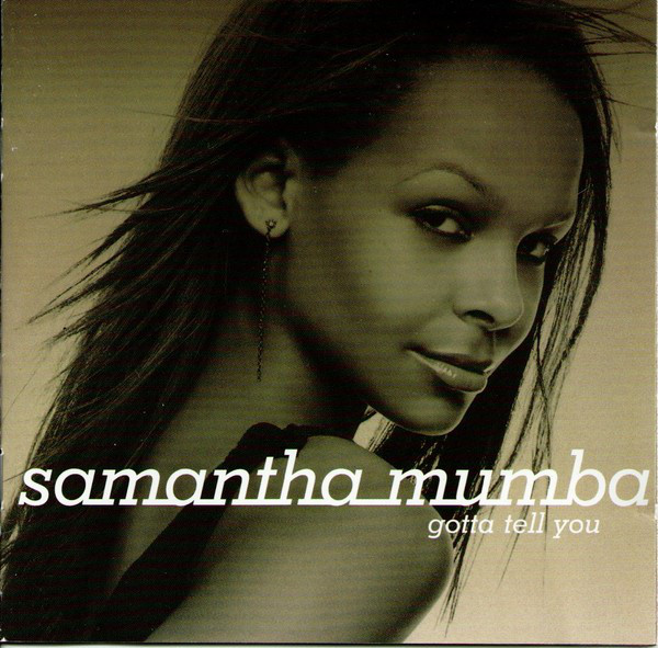 Mumba, Samantha Gotta Tell You Vinyl