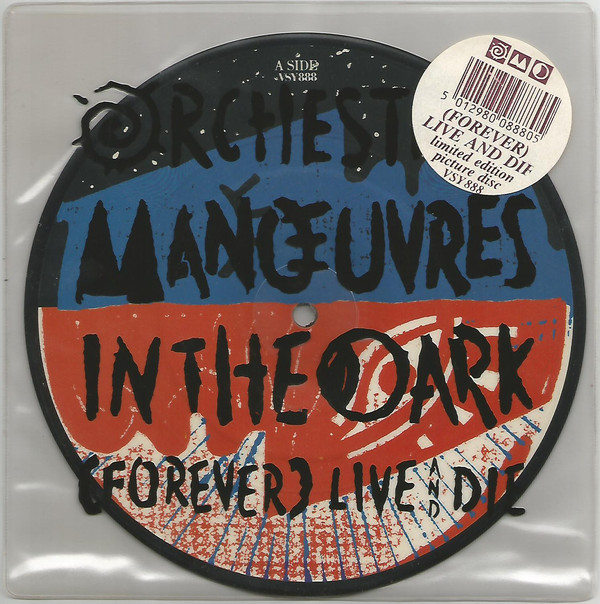 Orchestral Manoeuvres In The Dark (Forever) Live And Die Vinyl