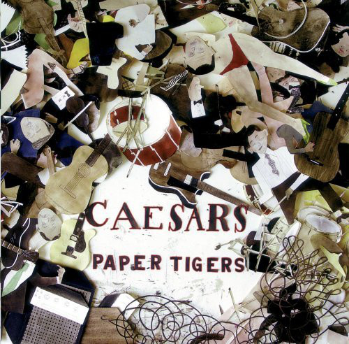 Caesars Paper Tigers CD