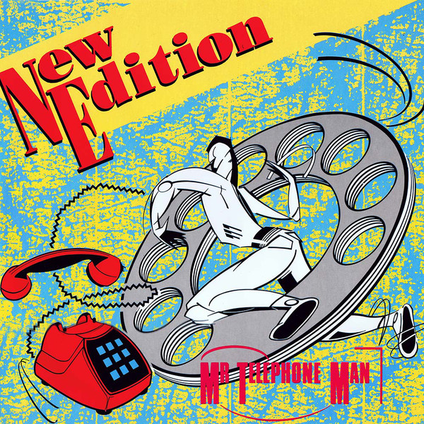 New Edition Mr. Telephone Man