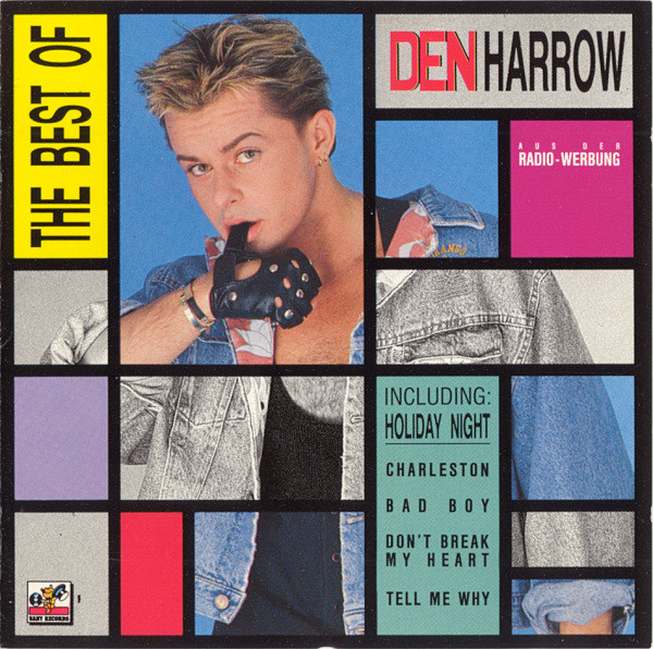 Harrow, Den The Best Of Den Harrow CD