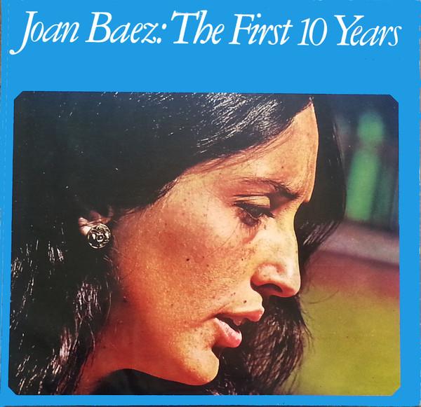 Baez, Joan The First 10 Years Vinyl