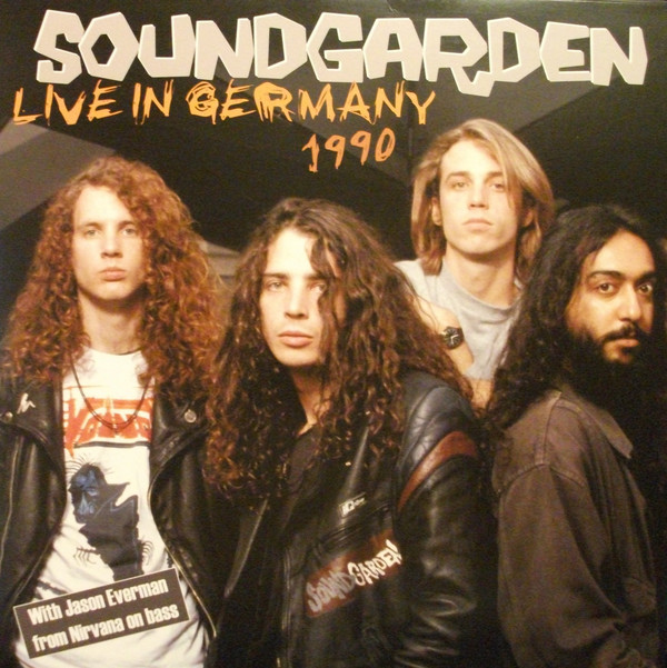 Soundgarden Live In Germany 1990