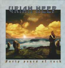 Uriah Heep Forty Years Of Rock
